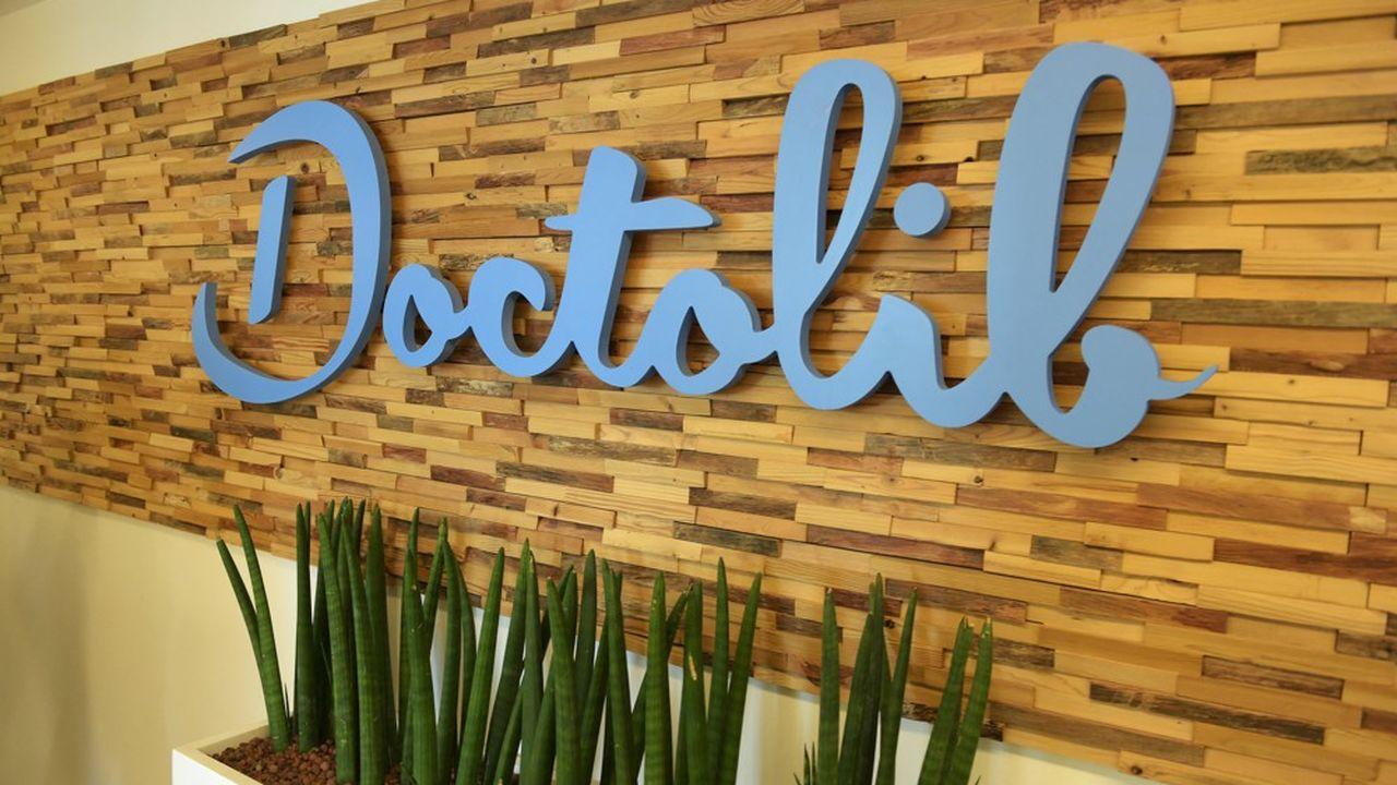 Doctolib est le leader européen du marché de la prise de rendez-vous médicaux.