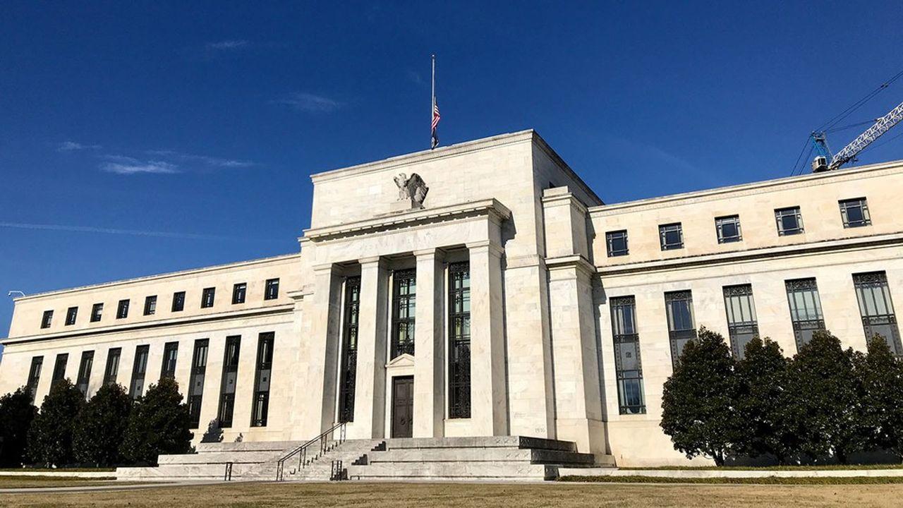 La Fed s'est fixé un objectif d'inflation «flexible» de 2%.