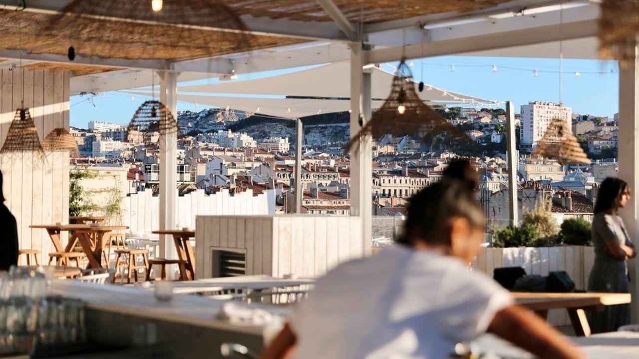 Immobilier : à Marseille, un bâtiment pour habiter et vivre ensemble