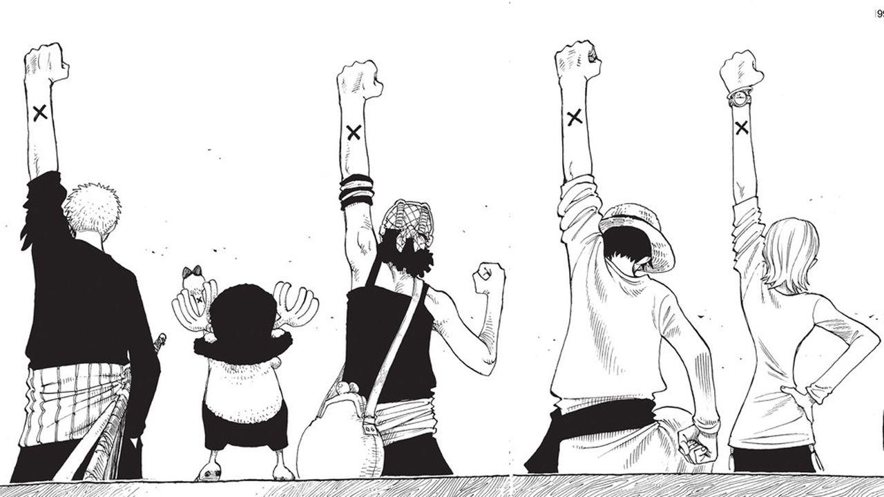 Le 100e tome de la série phare de manga «One Piece» sortira en décembre (ici un extrait du tome 23).