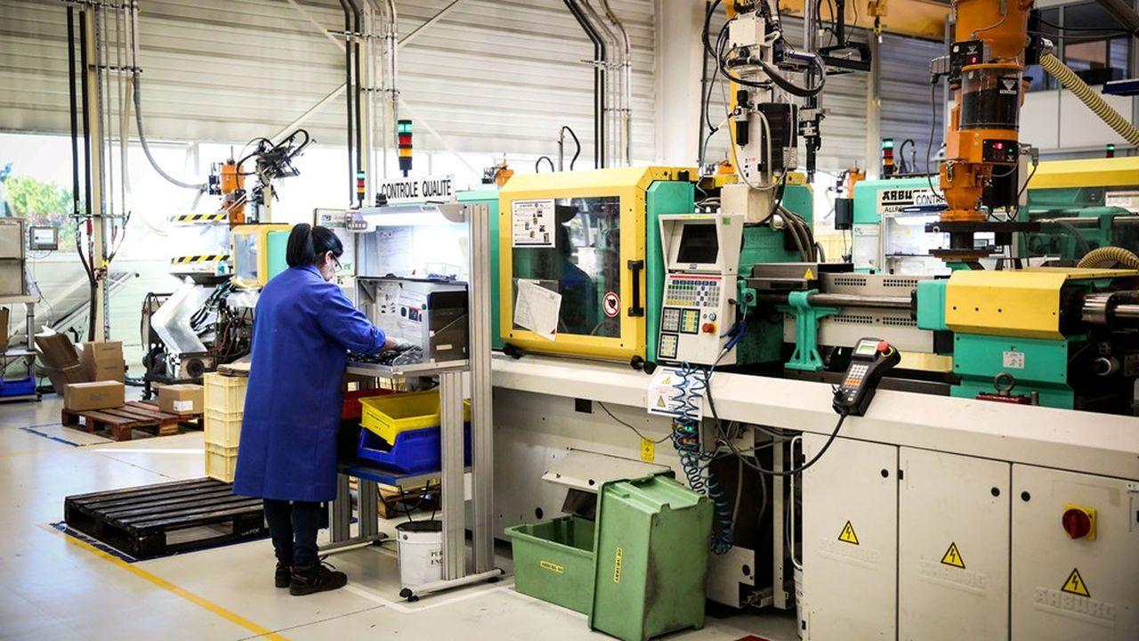 Chez Lisi Automotive comme chez d'autres sous-traitants automobiles de la mécanique, 25% des commandes ont été annulées en septembre.