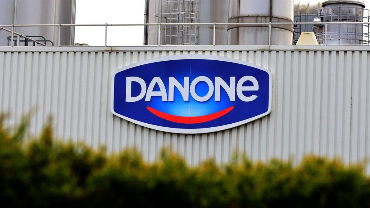 Danone est placé premier en top employeur cette année, selon l'étude Epoca / Harris Interactive.