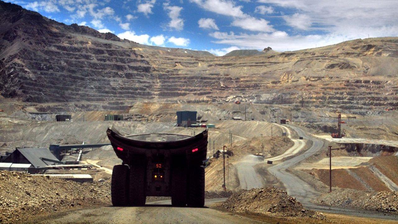 Verdir l'extraction de métaux, l'immense défi de l'industrie minière