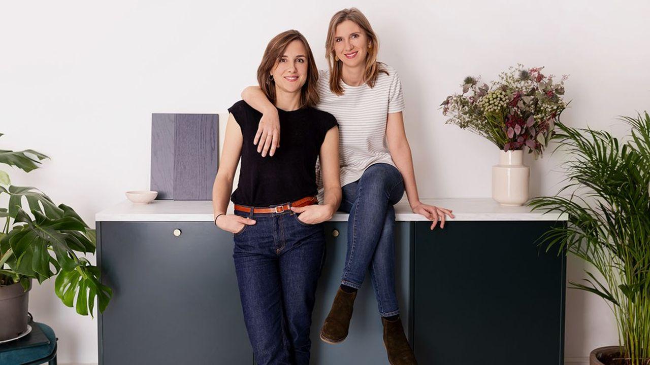 Plum, la start-up qui sublime les caissons Ikea