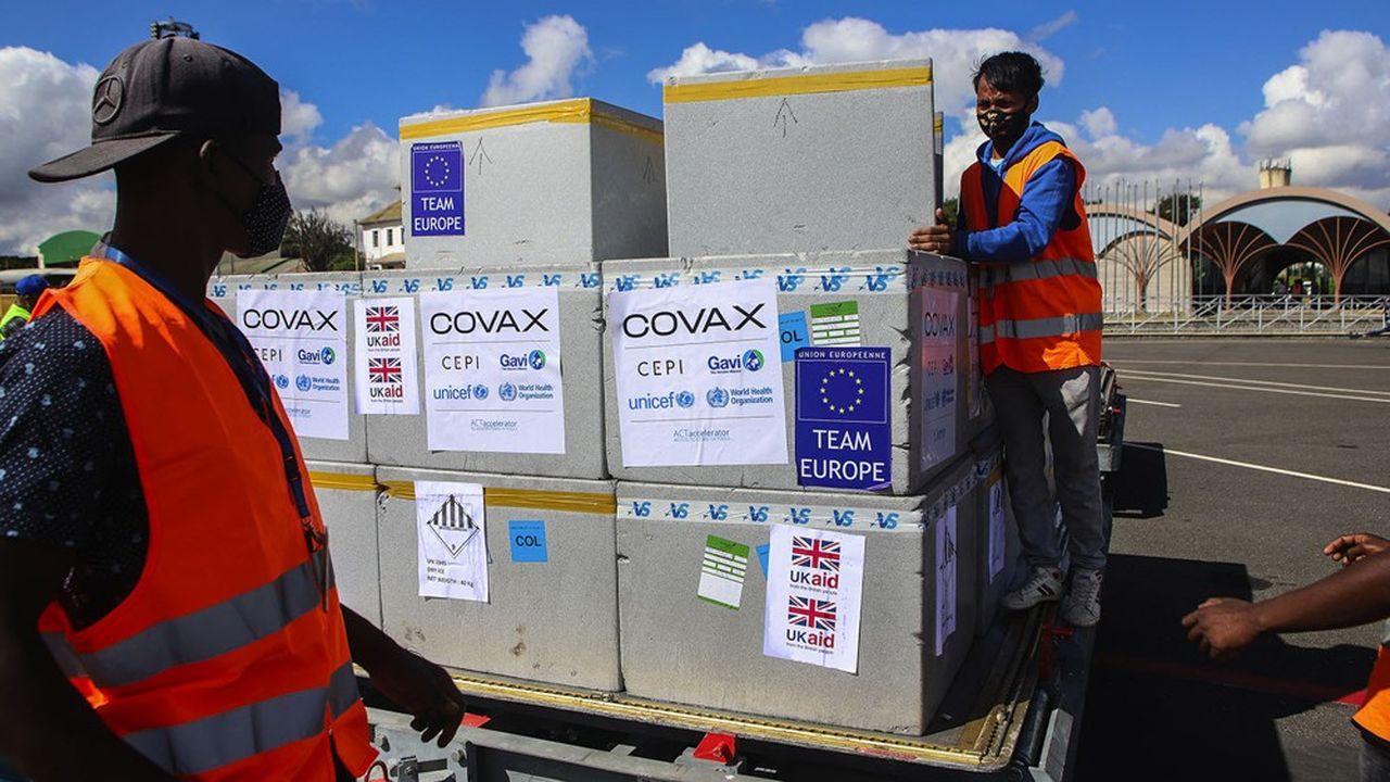 L'UE a exporté plus d'un milliard de doses de vaccins contre le Covid-19