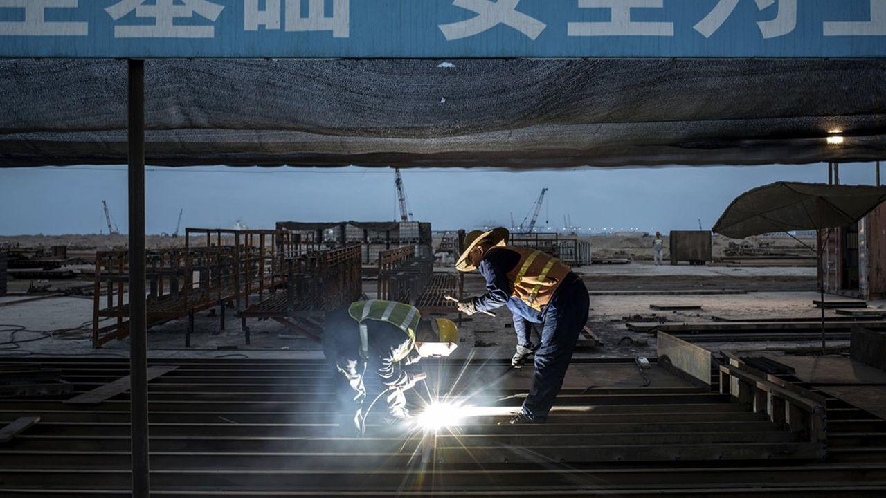 Comment l'Europe tente une riposte face aux routes de la soie chinoises