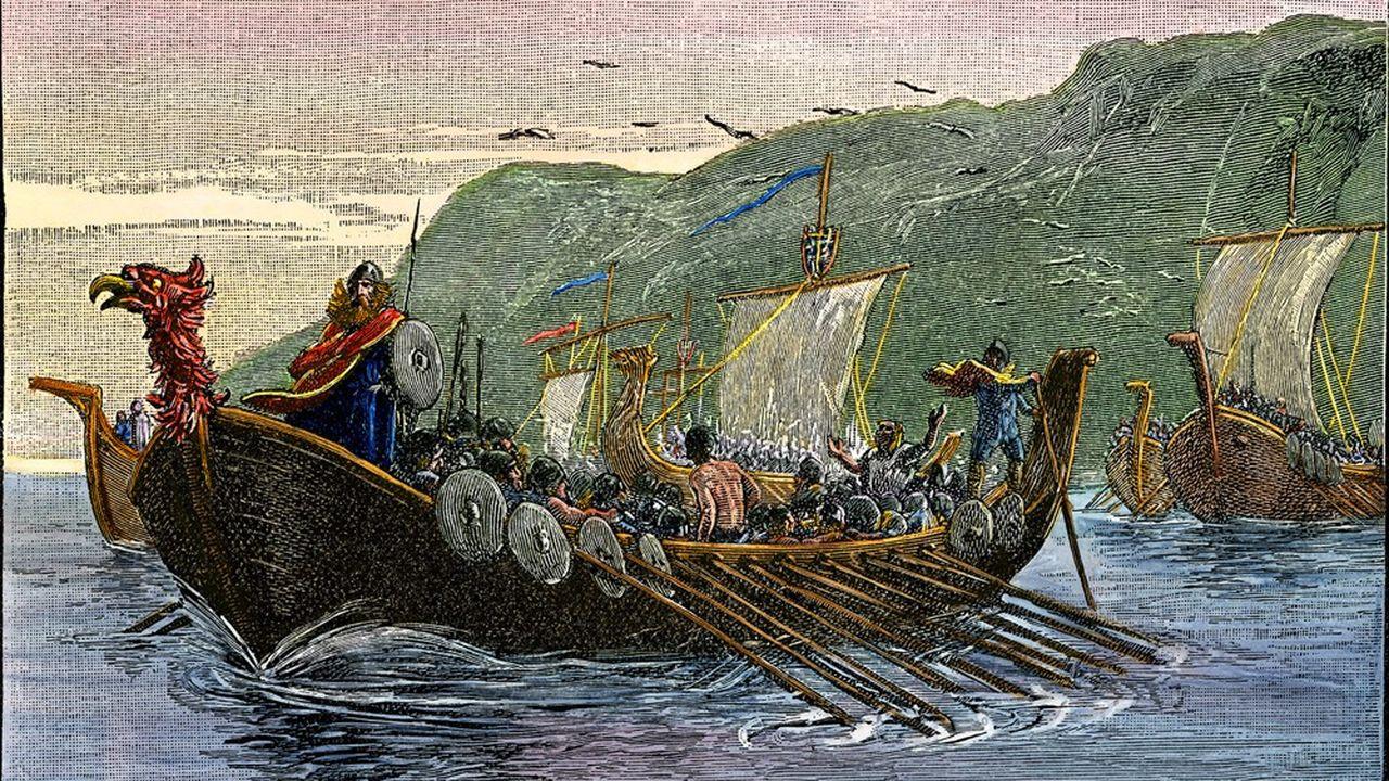 Les Vikings ont posé le pied en Amérique en 1021, près de 500 ans avant Christophe Colomb