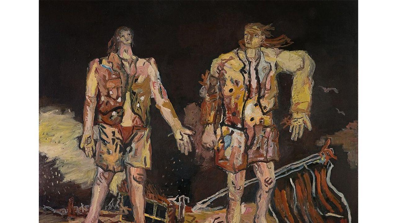 Baselitz, le choc magistral de la peinture