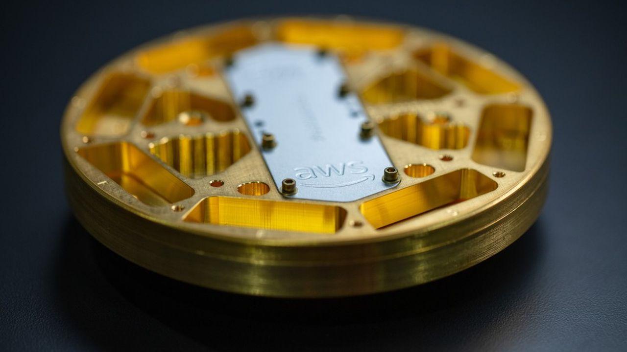 Amazon se lance dans la course à l'ordinateur quantique