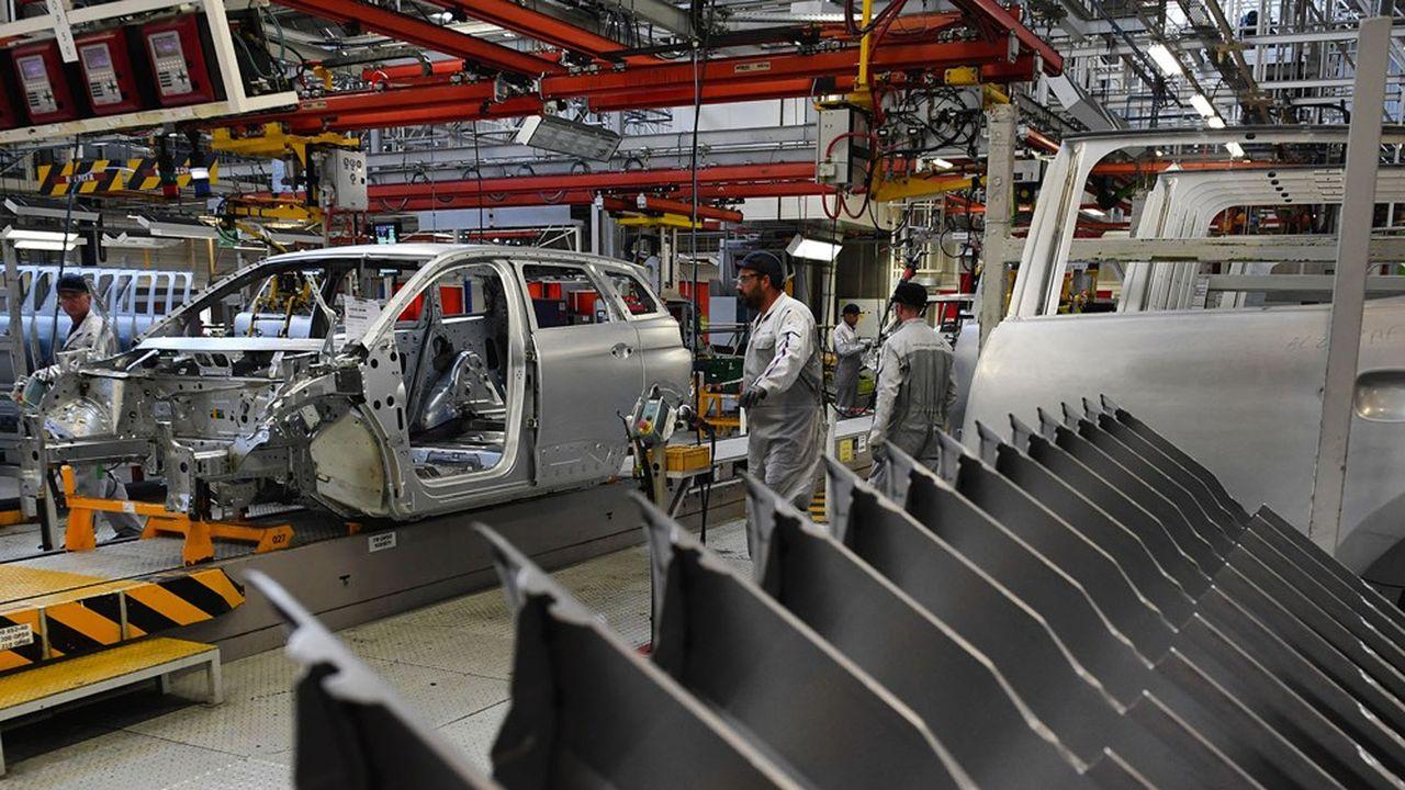 Stellantis conforte son usine de Rennes avec un futur SUV familial
