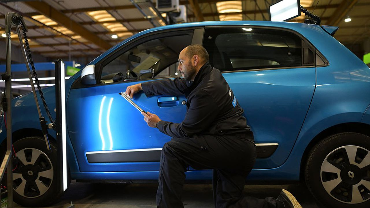 Pourquoi les usines à réparer les voitures d'occasion prolifèrent en France