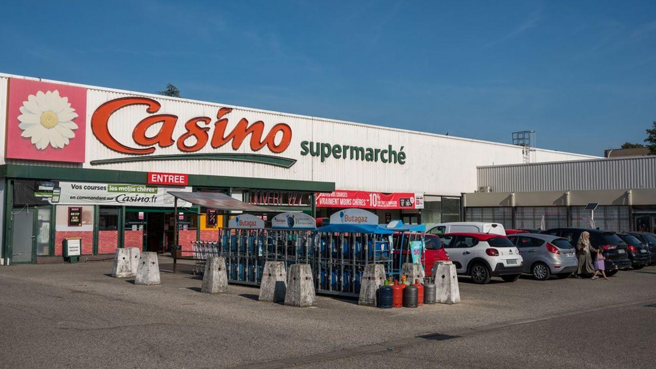 Rallye et Casino repoussent de deux ans leur mur de la dette